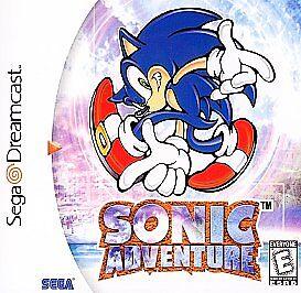 Sonic Adventure (Sega Dreamcast, 1999)
