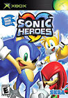 SEGA 2004 Released Video Games Sonic Heroes