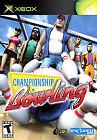 Championship Bowling (Microsoft Xbox, 2006)