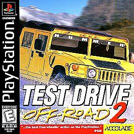 Test Drive Off-Road 2 (Sony PlayStation 1, 1998)