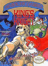 nes kings knight