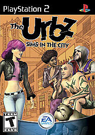 NEW-PS2-Urbz-Sims-In-The-City-SEALED