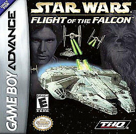 Star-Wars-Flight-of-the-Falcon-for-Game-Boy-Advance-New