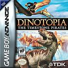 Dinotopia: The Timestone Pirates (Nintendo Game Boy Advance, 2002)