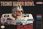 Super Bowl (Super Nintendo Entertainment System, 1993)