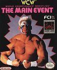 WCW: The Main Event (Nintendo Game Boy, 1994)