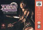 Xena: Warrior Princess -- The Talisman of Fate (Nintendo 64, 1999)