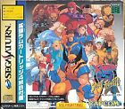 X-Men Sega Saturn NTSC-J (Japan) Video Games