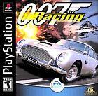 007 Racing (Sony PlayStation 1, 2000)