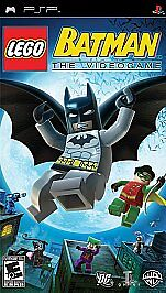 LEGO-Batman-for-Sony-PSP-Playstation-Portable-Video-Game-Brand-New