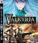 Valkyria Chronicles (Sony PlayStation 3, 2008)