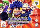 Goemon's Great Adventure (Nintendo 64, 1999)