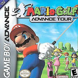 Mario-Golf-Advance-Tour-Nintendo-Game-Boy-Advance-2004-Brand-New-Sealed