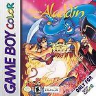 Disney's Aladdin (Nintendo Game Boy Color, 2000)