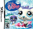 Littlest Pet Shop: Winter  (Nintendo DS, 2008) (2008)