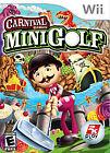 Carnival Games: Mini-Golf (Nintendo Wii, 2008)
