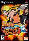 Ultimate Ninja 4: Naruto Shippuden (Sony PlayStation 2, 2009)