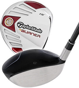 TaylorMade Burner Steel Fairway Wood Gol...