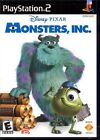 Monsters, Inc. (Sony PlayStation 2, 2002) - US Version
