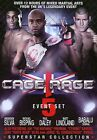 Cage Rage - Event Set 5: Superstar Collection (DVD, 2008, 3-Disc Set)