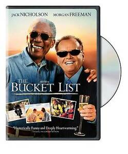 The Bucket List (DVD, 2008)