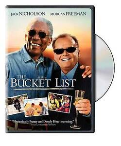 The Bucket List DVD, 2008