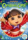 Dora The Explorer - Dora's Christmas Carol Adventure (DVD, 2010)