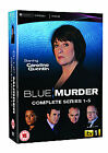 Blue Murder - Series 1-5 - Complete (DVD, 2010, 9-Disc Set, Box Set)