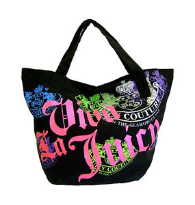 Juicy Couture Couture Canvas Totes & Sho...