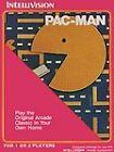 Pac-Man (Intellivision, 1983)
