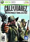 Call of Juarez: Bound in Blood  (Xbox 360, 2009) (2009)