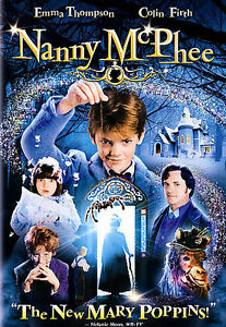 NEW ~ Nanny McPhee (DVD, 2006, Widescreen) The New Mary Poppins ~ FACTORY SEALED