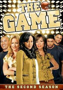 The-Game-The-Second-Season-DVD-2010-3-Disc-Set-DVD-2010