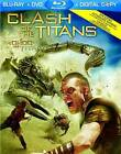 Clash of the Titans (Blu-ray/DVD, 2010, 2-Disc Set, Canadian; Includes Digital Copy)