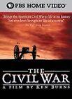The Civil War: A Film Directed By Ken Burns (DVD, 2005, 5-Disc Set)