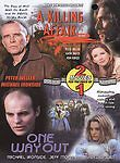 dvd Double Feature Killing Affair/One Way Out peter weller michael ironside