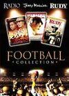 Football Box Set (DVD, 2006, 3-Disc Set)