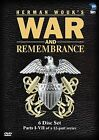 War and Remembrance 1 - Boxed Set (DVD, 2004, 6-Disc Set)