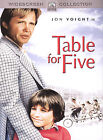 Table for Five (DVD, 2005)