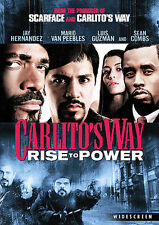 COMBS,SEAN-CARLITO`S WAY:RISE TO POWER DVD NEW