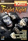Fright Night 10 Movie Pack (DVD, 2005, 2-Disc Set)