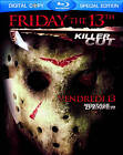 Friday the 13th (Blu-ray Disc, 2009, Canadian Includes Digital Copy)