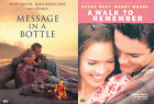 Message In A Bottle/A Walk to Remember (DVD, 2008, 2-Disc Set, Movie Money)
