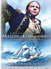 Master and Commander: The Far Side of the World (DVD, 2004, Pan & Scan)