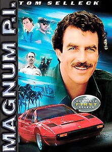 Magnum P.I. - The Complete First Season (DVD, 2004, 4-Disc Set) on Rummage (1/1)