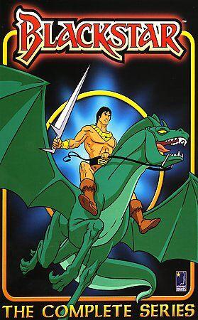 Blackstar   The Complete Series DVD, 2006, 2 Disc Set