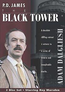 P.D. James - The Black Tower DVD, 2005, 2-Disc Set SEALED BRAND NEW - $9.00
