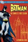 The Batman - The Complete First Season (DVD, 2006, 2-Disc Set)