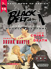 Black Belt Theatre Double Feature - Dance of the Drunk Mantis/From China With Death (DVD, 2002)