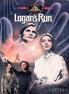 LOGAN'S RUN; Brand New Factory Sealed DVD; Michael York; Widescreen